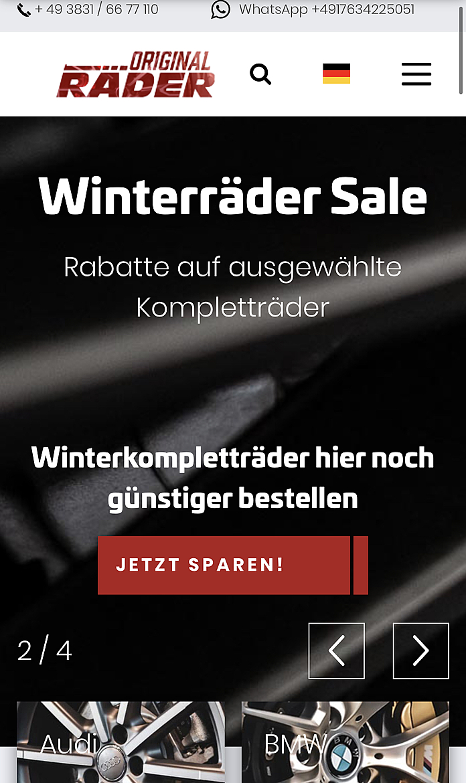 Original Räder 1