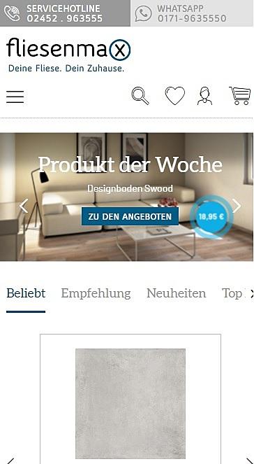 Fliesenmax GmbH & Co. KG 1