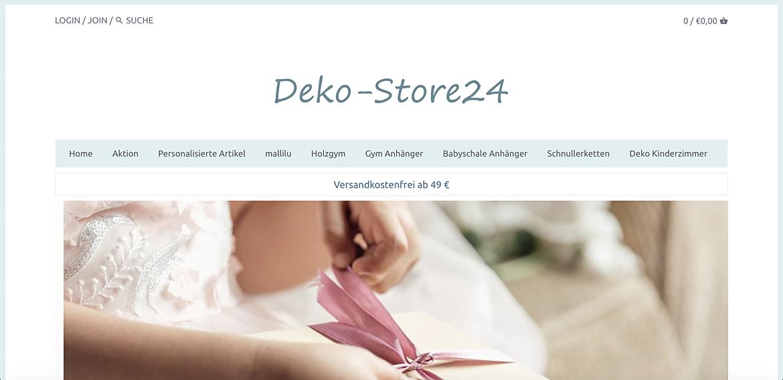 Deko-Store24 1