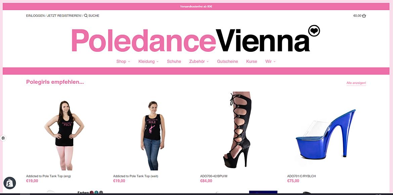 PoleDance Vienna  1
