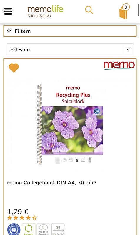 memolife 4