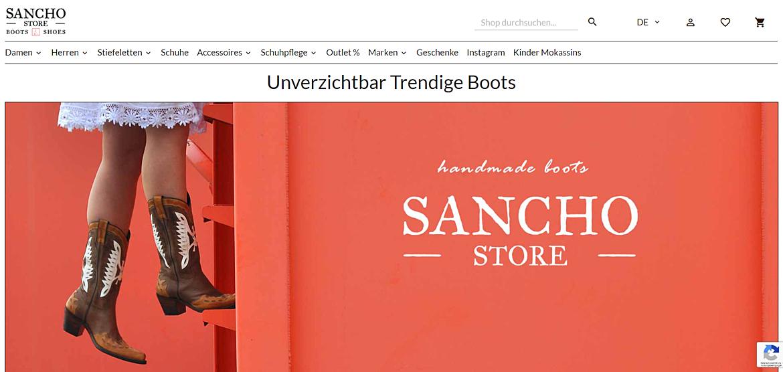 Sancho Store 1