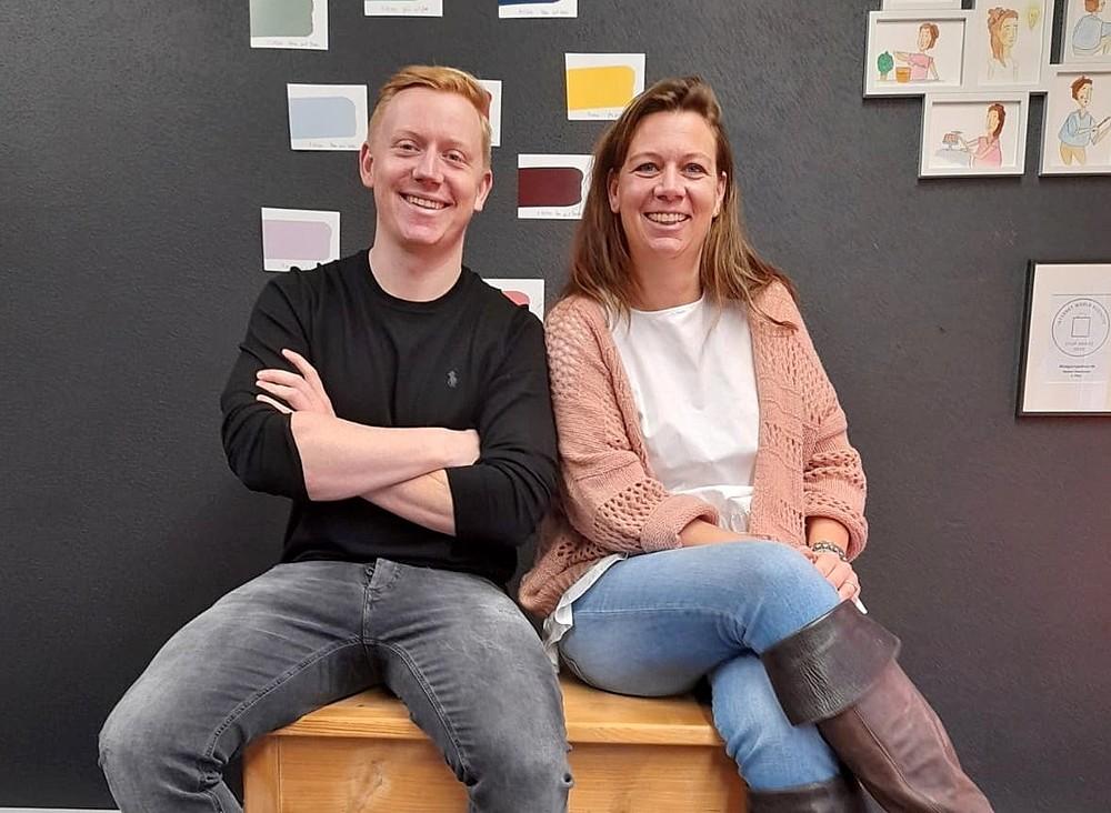 Astrid & Erik von Miss Pompadour im Interview - Gewinner beim Shop Usability Award 2020