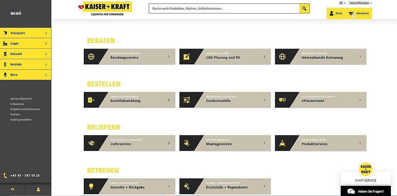 Kaiser + Kraft  3