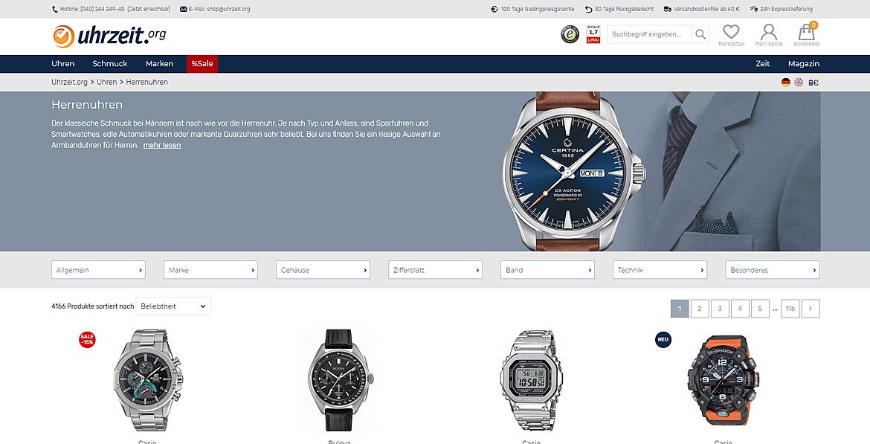 Uhrzeit.org GmbH 4