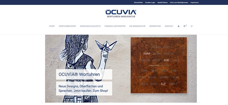 OCUVIA 1