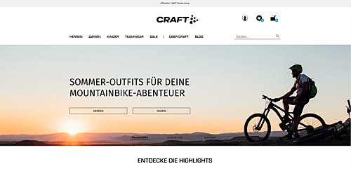 www.craft-sports.de