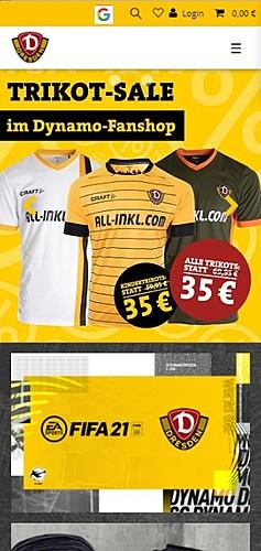 SG Dynamo Dresden Fanshop