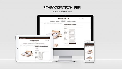 Tischlerei Schröcker - Designe deine Zirbenmöbel