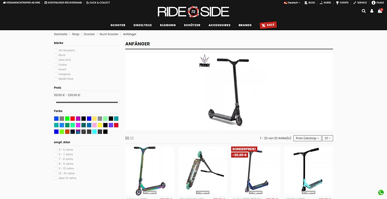 Rideside 4
