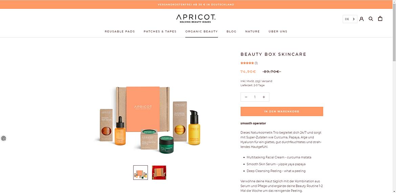 Apricot 2