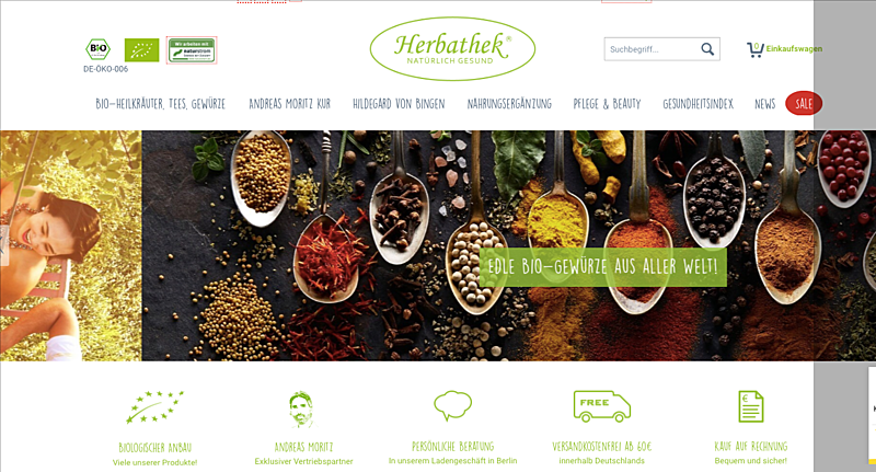 Herbathek 1