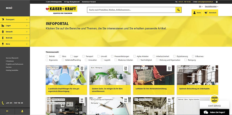 Kaiser + Kraft  2