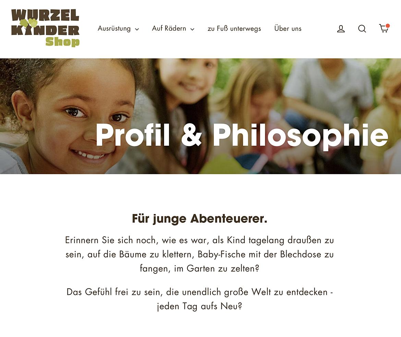 WURZELKINDER Shop 8