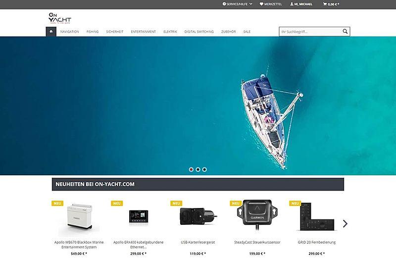 On Yacht - Auf See gebraucht - online gekauft 4