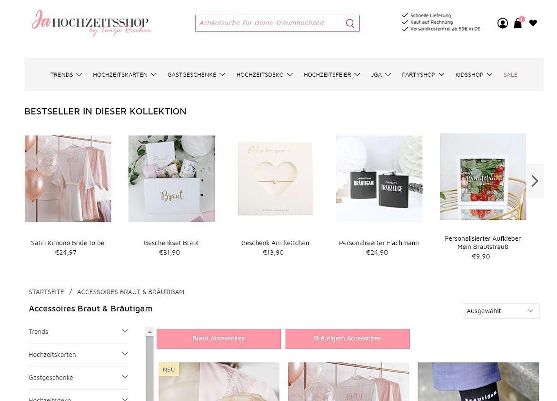 Ja-Hochzeitsshop GmbH & Co. KG 2