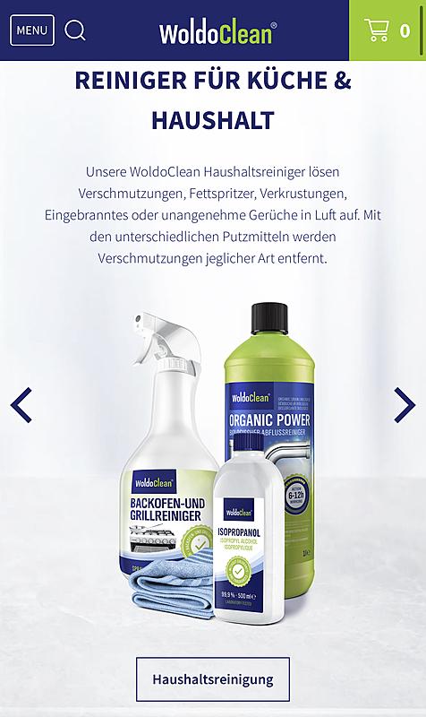 WoldoClean 1