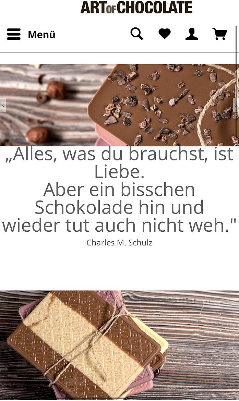 Art of Chocolate  1