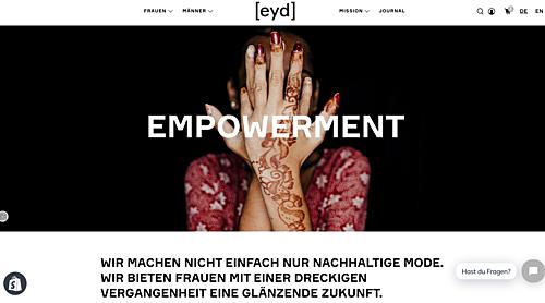 EYD Clothing