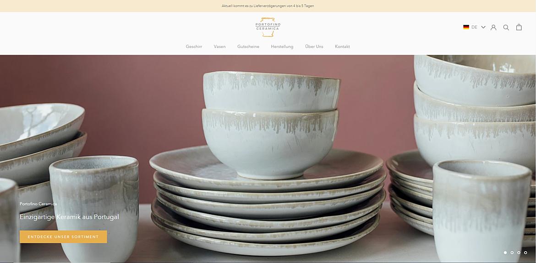 Portofino Ceramica 1