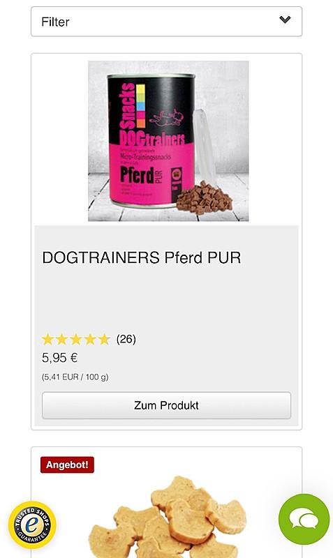 Schecker  - weiß, was Hunde wollen! 4