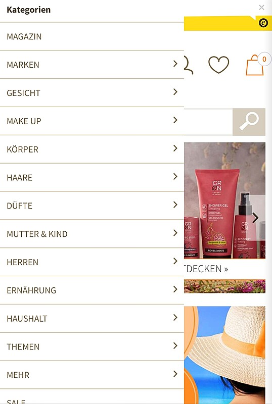 BioNaturel Naturkosmetik Online Shop  2