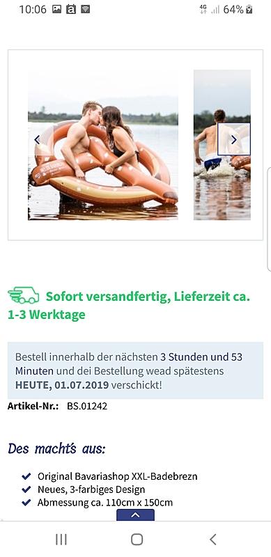Bavariashop - der Shop für bayerisches LebensGfui 4