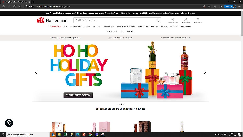 Heinemann Travel Value Webshop 3