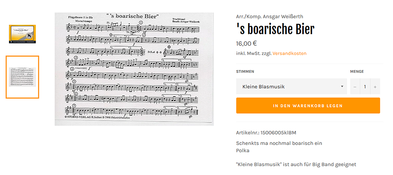 Musikverlag Seifert 3