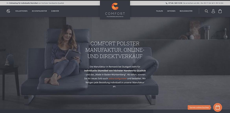 Comfort Polstermöbel Manufaktur 4