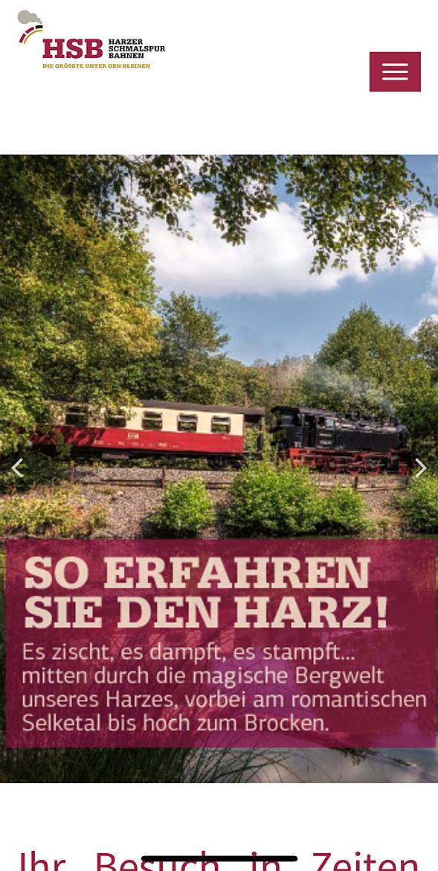 Harzer Schmalspurbahnen 1