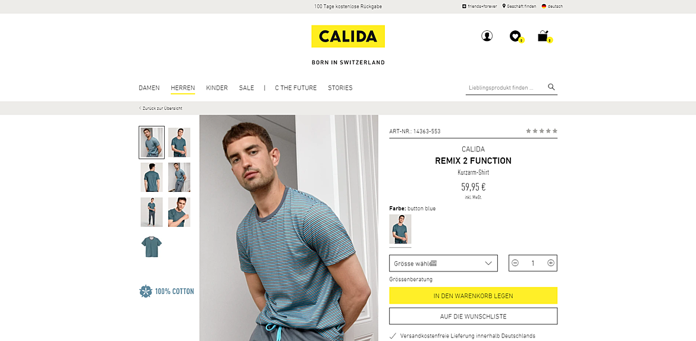 CALIDA 3