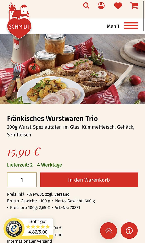 Lebkuchen Schmidt 4