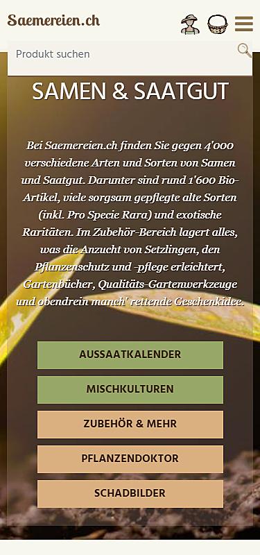Saemereien.ch 1