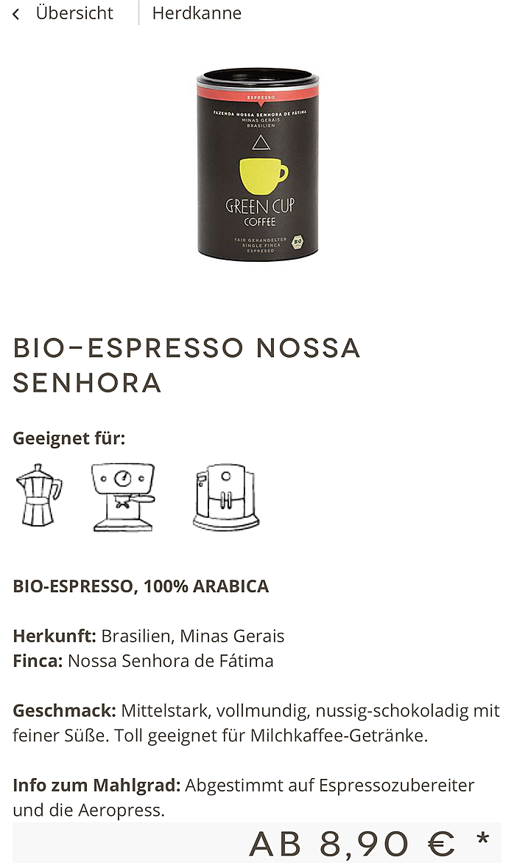 GREEN CUP COFFEE 6