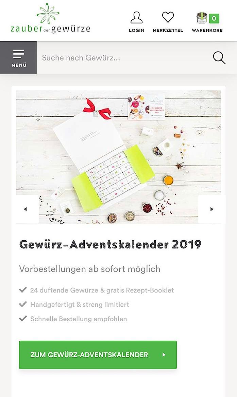Zauber der Gewürze GmbH 1
