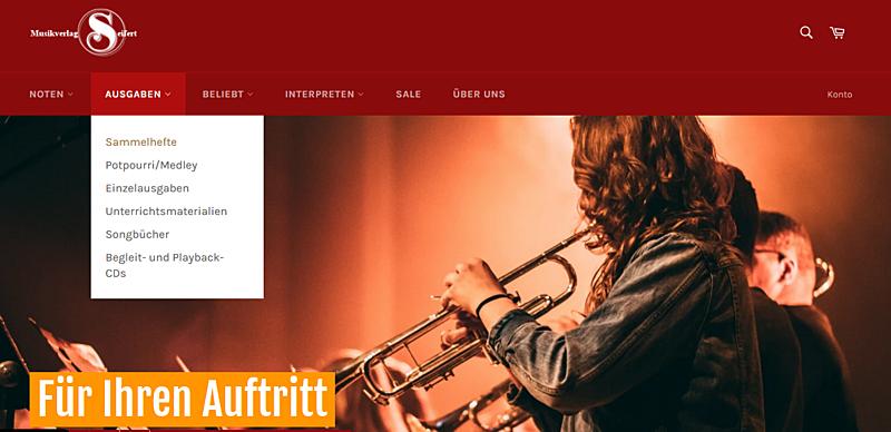 Musikverlag Seifert 1