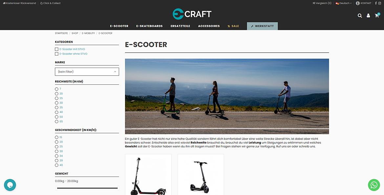 E-Craft 5