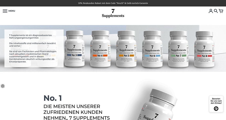 7 Supplements 1