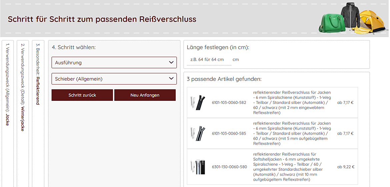 Schneidereibedarf Werner GmbH 2