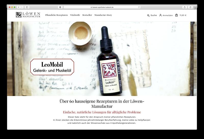 Löwen Manufactur Lübeck 6