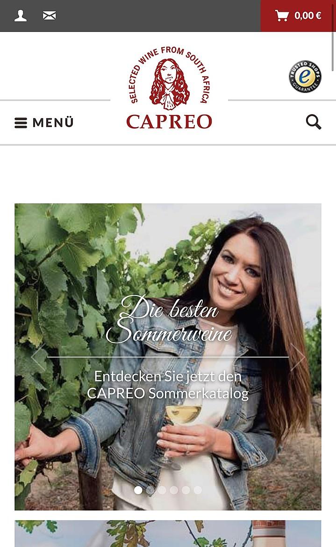 CAPREO 1