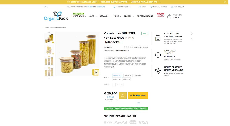 OrganicPack 2