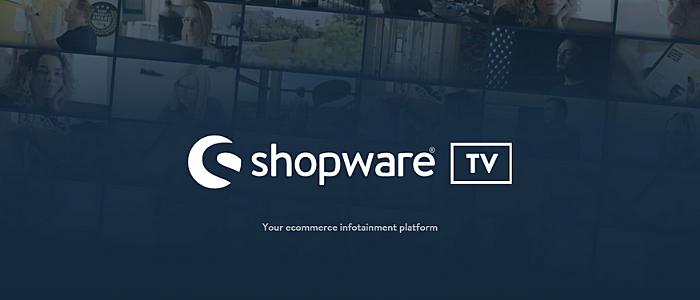 Shopware veröffentlicht VOD-Plattform für den E-Commerce: Shopware TV
