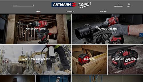Artmann Werkzeug- & Maschinenvertriebs GmbH