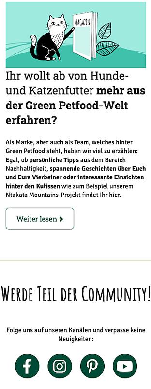 Green Petfood 3