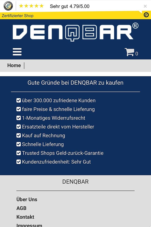 DENQBAR Online-Shop 5