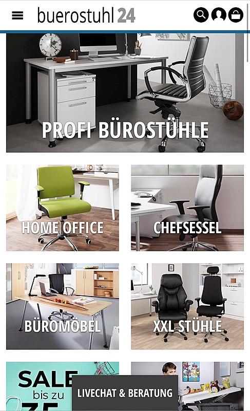Bürostuhl 24 1