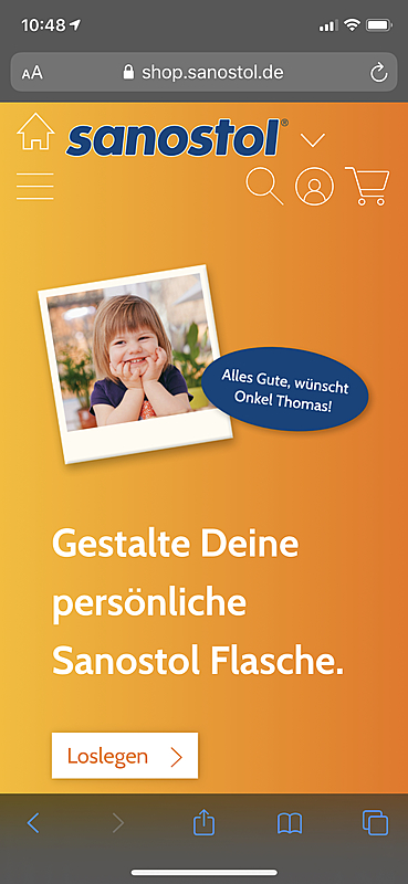 Gesund & Fit Online-Shop 1