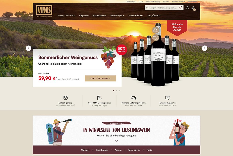 Vinos - Das beste aus Spanien 1